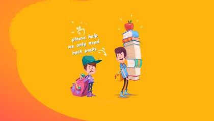 #19 untuk Design a Banner for Back2School oleh bouchtiba23