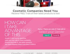 #81 untuk Design a Website Mockup for Cosmetic Research Institute oleh styleworksstudio