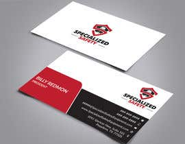#21 untuk Design A Business Card for Specialized Safety oleh dinesh0805
