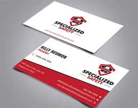 #24 untuk Design A Business Card for Specialized Safety oleh dinesh0805