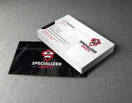 #66 untuk Design A Business Card for Specialized Safety oleh youart2012