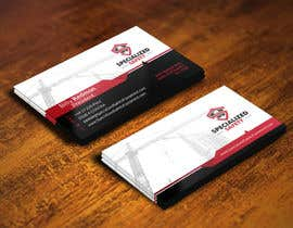 #127 untuk Design A Business Card for Specialized Safety oleh youart2012
