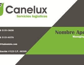 #11 untuk Diseñar algunas tarjetas de presentación for Canelux oleh dalvaleriano