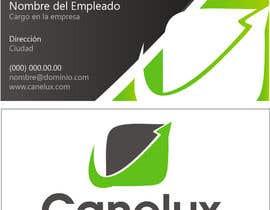 #21 untuk Diseñar algunas tarjetas de presentación for Canelux oleh eleazargarcia14