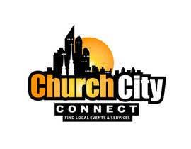 jaywdesign tarafından Church City Connect logo için no 5