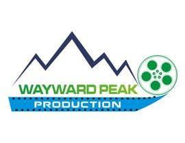 amjadawan tarafından Design a Logo for Wayward Peak Productions için no 9