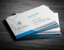 #67 untuk Design some Business Cards for UAV/Drone Aerial Photography Company oleh ashanurzaman