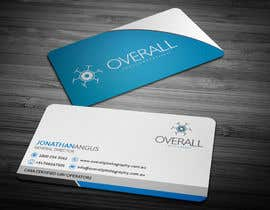 #43 untuk Design some Business Cards for UAV/Drone Aerial Photography Company oleh anikush