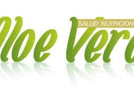 """Alonsomg tarafından Diseñar un logotipo """"  ALOE VERA SALUD NUTRICION BELLEZA  """" için no 32"""