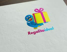 #21 for Logotipo regalitoideal by JonathanRGG