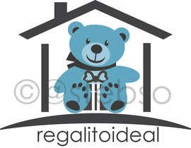 #14 for Logotipo regalitoideal by stebso