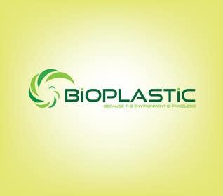 #29 untuk Design  a Logo for BIOPLASTIC oleh alyymomin