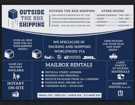 #27 for FLYER DESIGN: Shipping Store Services with Coupons by ashanurzaman