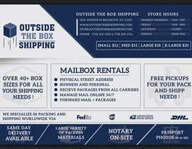 #30 for FLYER DESIGN: Shipping Store Services with Coupons by ashanurzaman