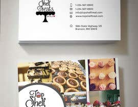 #19 untuk Design some Business Cards for Baking Company oleh sunnyw