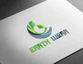 ahmad111951 tarafından Design a Logo for 'Earth Wear'' için no 33