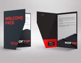oroszandi tarafından Design a Folder - Welcome Pack için no 9