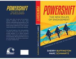 #27 pentru PowerShift BOOK COVER de către marslegarde