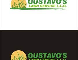 #37 for Design a Logo for Gustavo's Lawn Service L.L.C. af abd786vw