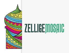 #12 untuk create logo for moroccan mosaic tiles company oleh basitsiddiqui