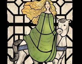 azaremba tarafından Fantasy illustration: stained glass windows için no 1