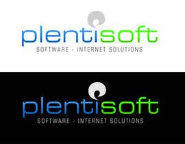 kishoregfx tarafından Logo Design for Plentisoft - $490 to be WON! için no 226