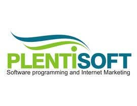 #435 pentru Logo Design for Plentisoft - $490 to be WON! de către nainchavda