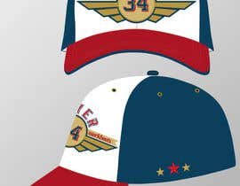 #36 untuk Design our new vintage baseball hats collection oleh milazanforlin