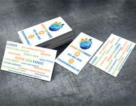 #99 untuk Design a business card with logo oleh CentracchioG