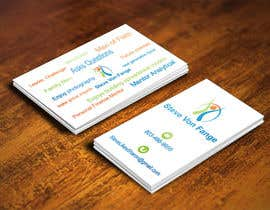 #98 for Design a business card with logo by IllusionG