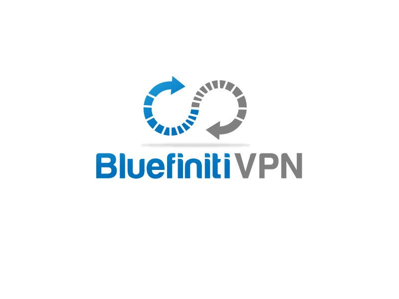 #86 for Design a Logo for BluefinitiVPN by rraja14