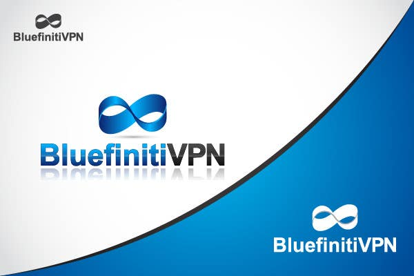 #139 for Design a Logo for BluefinitiVPN by brandcre8tive