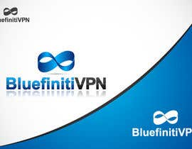 #139 for Design a Logo for BluefinitiVPN by brandcre8tive