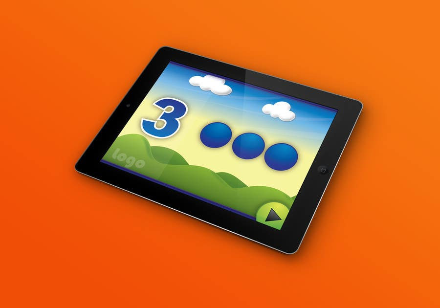 #7 for Design of a User Interface for a Kids Educational Game by PereViki
