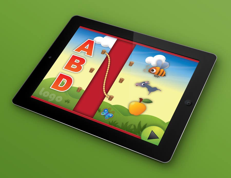 #43 for Design of a User Interface for a Kids Educational Game by PereViki