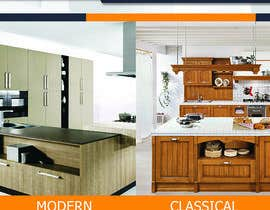 #12 untuk Design a Flyer for Kitchen for Unique Cucine oleh LampangITPlus