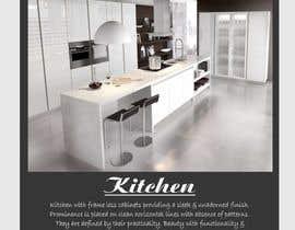 Shrey0017 tarafından Design a Flyer for Kitchen for Unique Cucine için no 15