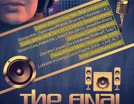 QCB tarafından Poster Design for electronic music festival için no 8