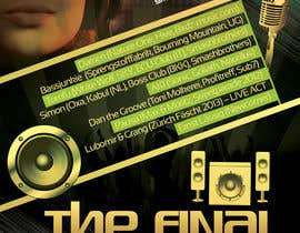 #20 for Poster Design for electronic music festival by QCB