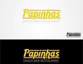 #21 untuk Projetar um Logo Snack-Bar oleh lucianito78