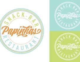 #11 untuk Projetar um Logo Snack-Bar oleh vladspataroiu