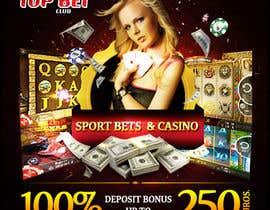 #11 for Design a Banner for Casino & Sportbook Bonus by designzforworld