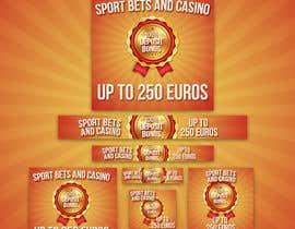 #1 for Design a Banner for Casino & Sportbook Bonus by gfxalex12