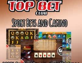 #6 for Design a Banner for Casino & Sportbook Bonus by Zax37