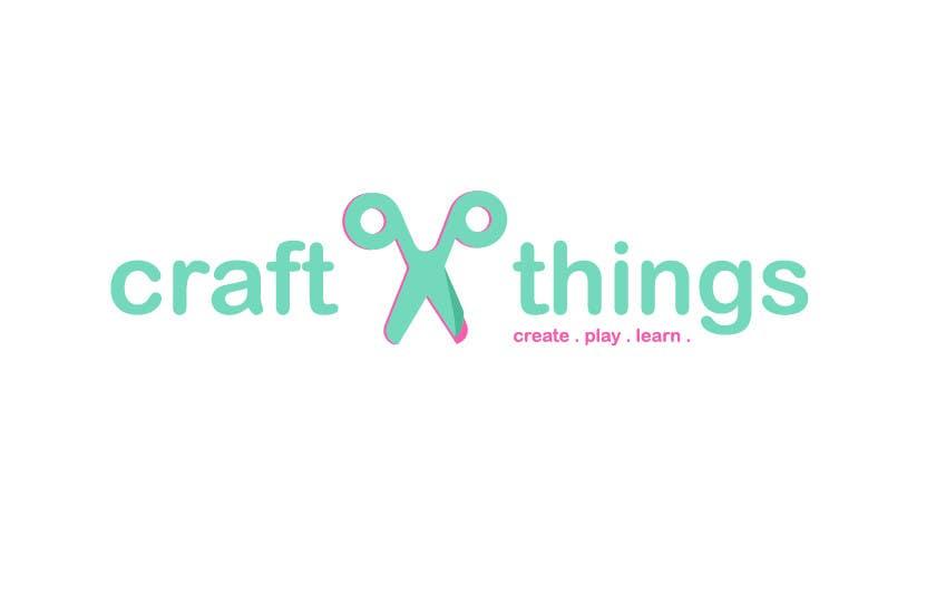 Inscrição nº 47 do Concurso para Kids craft site n logo