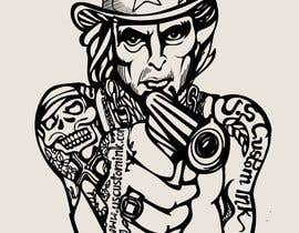 biancajeswant tarafından Design Uncle Sam Gangster için no 5