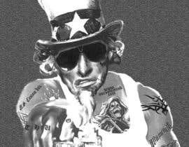hyroglifbeats tarafından Design Uncle Sam Gangster için no 17