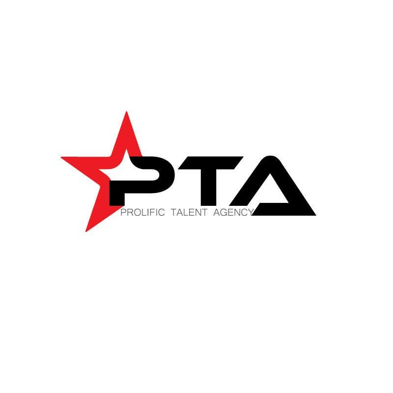 Penyertaan Peraduan #34 untuk Design a Logo for Prolific Talent Agency (PTA)