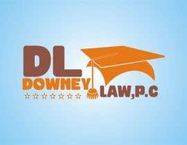 rizwanmaqsood786 tarafından Design a Logo for DOWNEY LAW, P.C. için no 35
