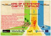 Proposition n° 6 du concours Graphic Design pour Design a Flyer for a triathlon